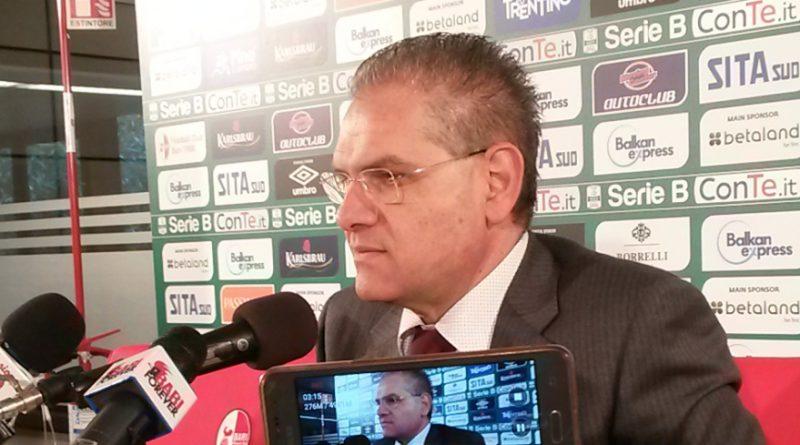 Giancaspro: 'Non volevo allontanare la squadra da voi tifosi'