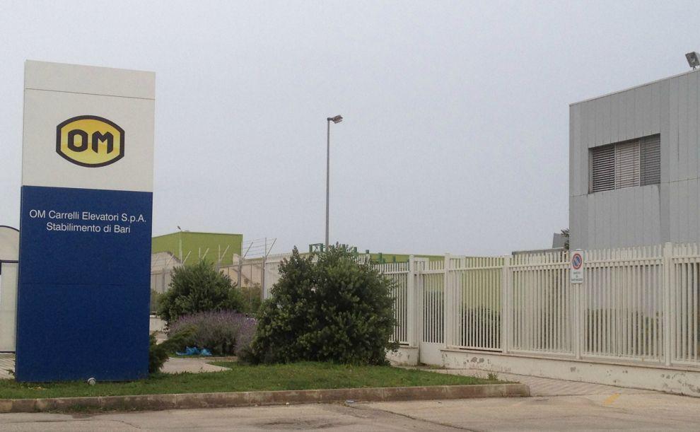 Protocollo per reindustrializzazione capannoni OM carrelli