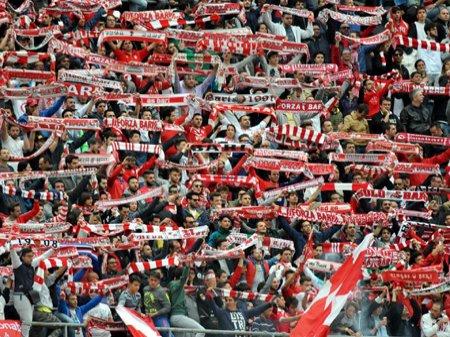 Calcio: Bari-Cittadella 1-0