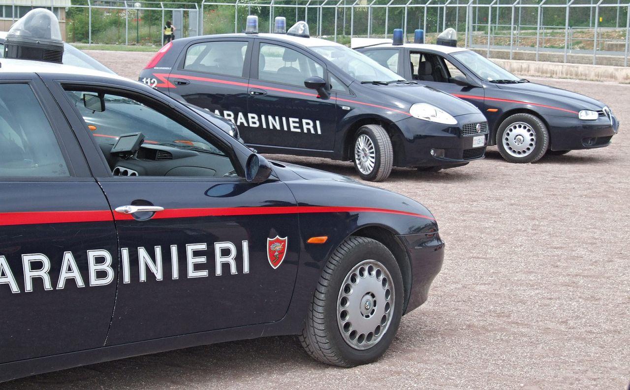 Ritrovata auto rubata in mattinata a Milano. La stavano smontando