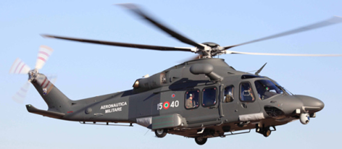 Aeronautica militare: esercitazione per recupero naufraghi
