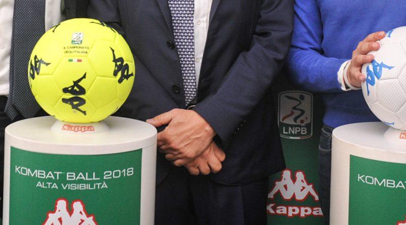 Nasce il Kombat™ Ball, il pallone per il Campionato degli italiani
