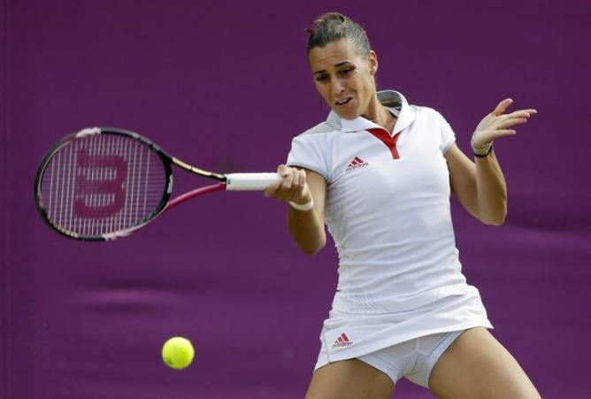 Tennis, Us Open: Pennetta trionfa in finale, Vinci ko in 2 set