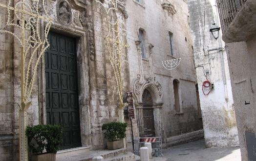 Monopoli, conferenza per il recupero dell'ex convento di San Leonardo