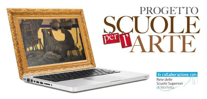 """Art'inComune, studenti """"armati"""" di tablet catalogano le opere d'arte"""