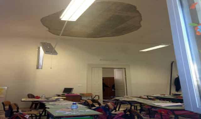 Crollo intonaco scuola Ostuni: pm chiede processo per tre