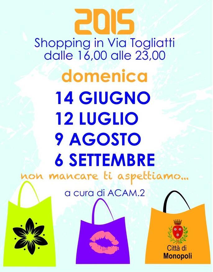 """""""Summer Trade 2015"""": mercato una domenica al mese"""